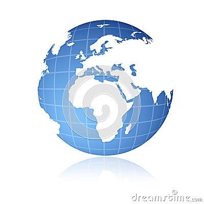 Free World Globe  Stock Photography - 4082132