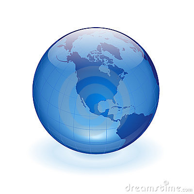 Free World Globe Stock Photography - 4694832