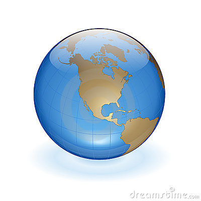 Free World Globe Stock Photos - 4694953