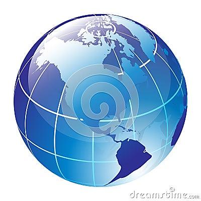 Free World Globe Stock Photos - 7222653