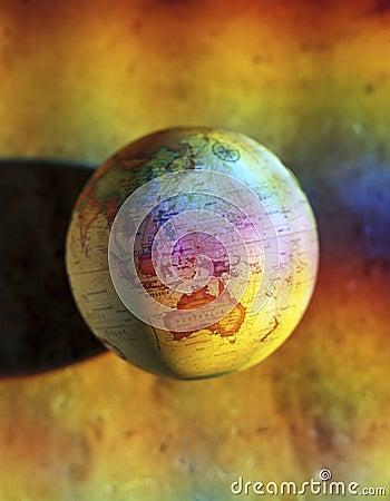 World Globe Australia
