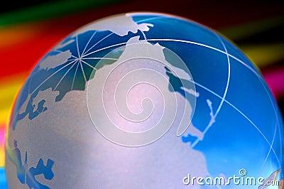 World globe I