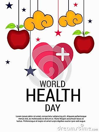 World Health Day. Stock Photo