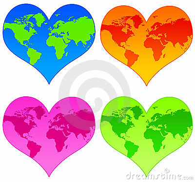 World hearts