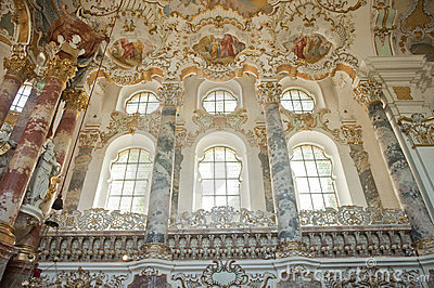 World heritage of church  in Germany