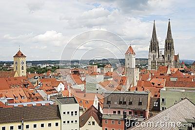 World Heritage Site Regensburg