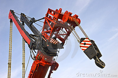 The world largest mobile crane