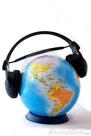 The world is listenig