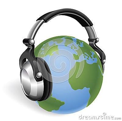The world listening
