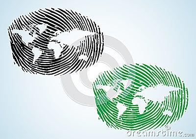 World Map - Global Citizen