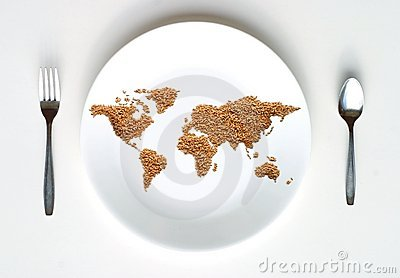 World Map of Grain