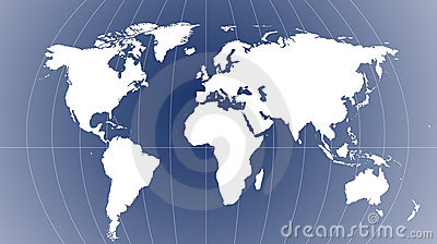 World map - map of the world