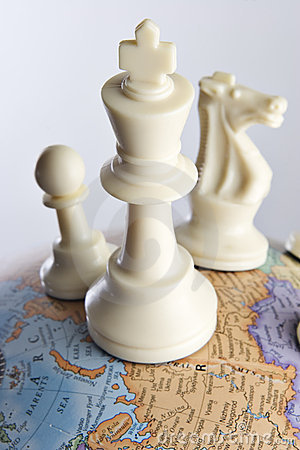 World is no game of Chess