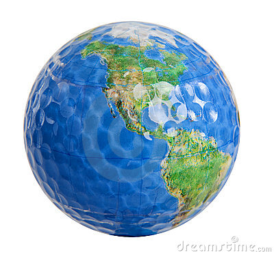 Free World Of Golf Stock Images - 4902854