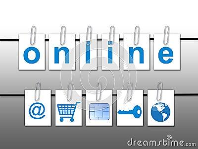 World online concept