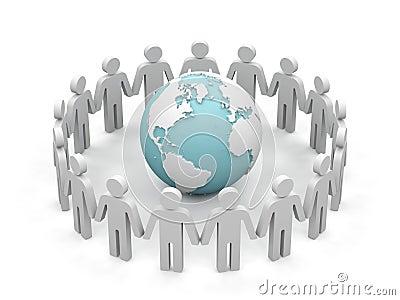 World partnership.