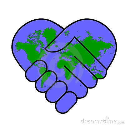 World Peace Stock Photo - Image: 21300740