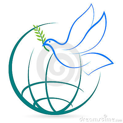 Free World Peace Stock Image - 23588751
