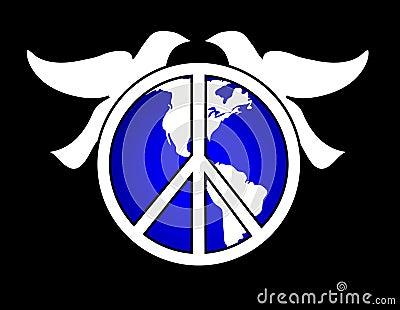 World Peace Doves