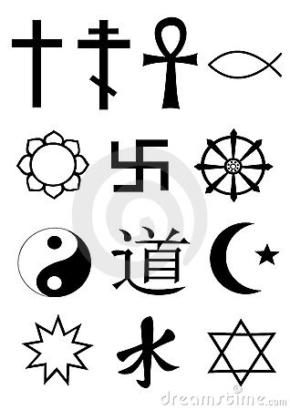 World Religion Symbols