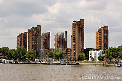 World s End Estate, Chelsea, London