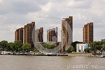 World s End Estate, Chelsea, London
