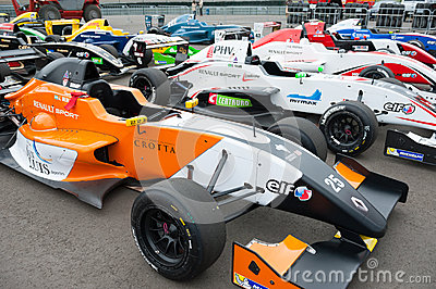 World Series by Renault Editorial Image