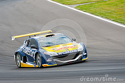 World Series by Renault Editorial Stock Photo
