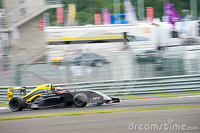 World Series by Renault Editorial Stock Image