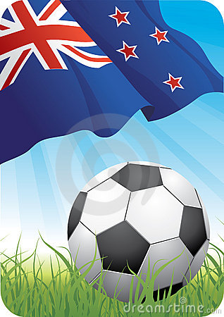 World soccer championship 2010 - New Zealand