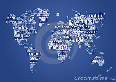 The world of social networking