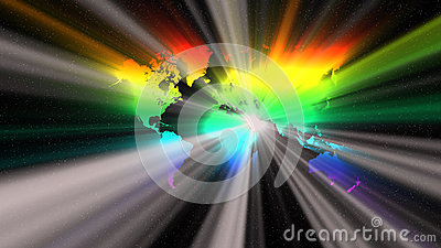 The world in spectrum