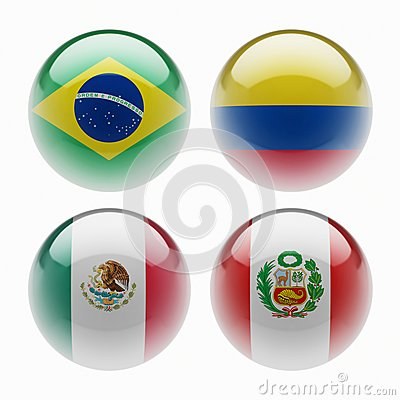 Sphere Flags