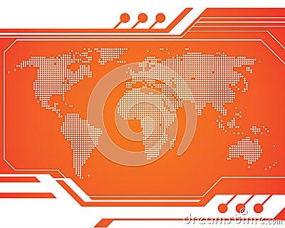 World Technology Map