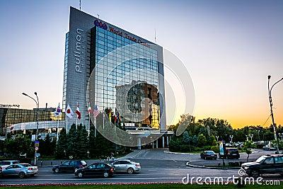 World Trade Center Editorial Photo