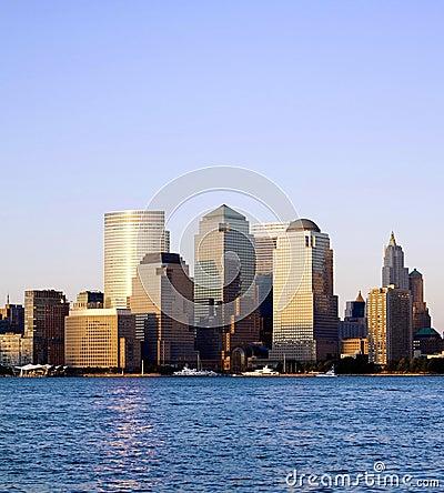 World Trade Center, New York City Editorial Stock Photo