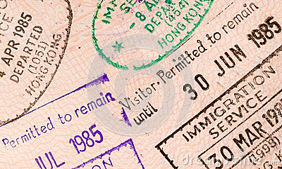 World travel passport