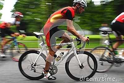 World Triathlon 2008 Editorial Photo
