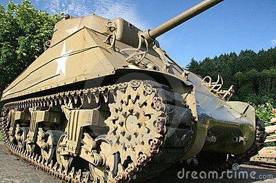 World war 2 tank