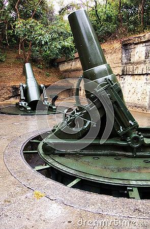 World War 2 Guns