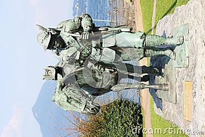 World War I monument, Italy