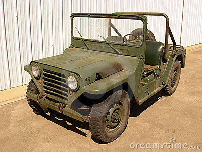 World War II Jeep