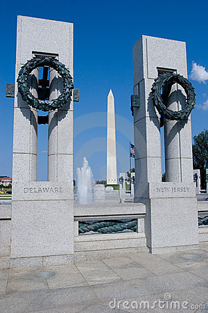 Free World War II Memorial Stock Photo - 11875800