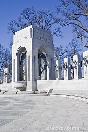 Free World War II Memorial Stock Photos - 4167643