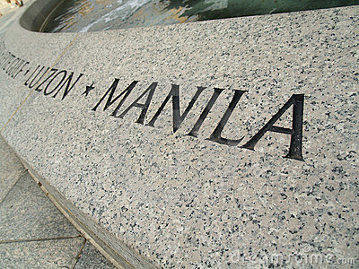World War II Memorial - Luzon, Manila
