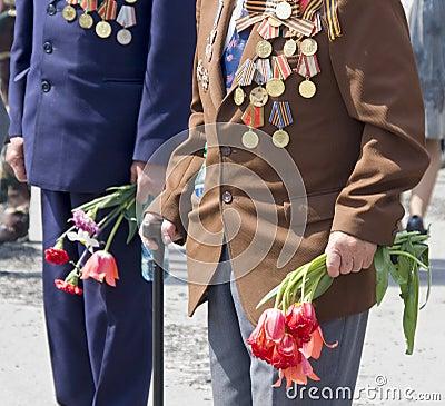 World War II veterans
