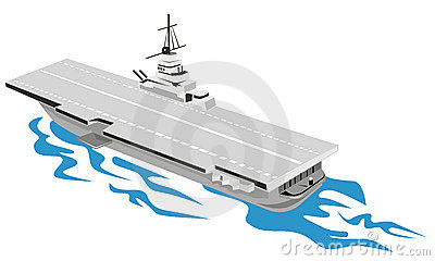 World War Two Aircraft carrier