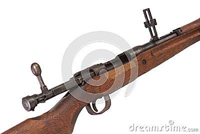 World War Two Rifle Detail