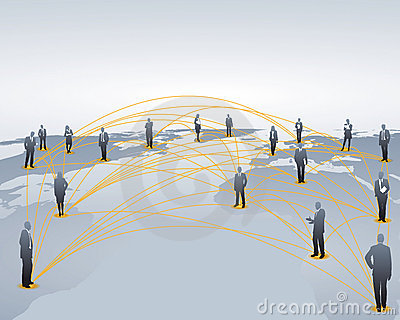 World wide networking
