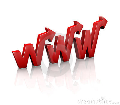 World Wide Web 2 Royalty Free Stock Image - Image: 15038706